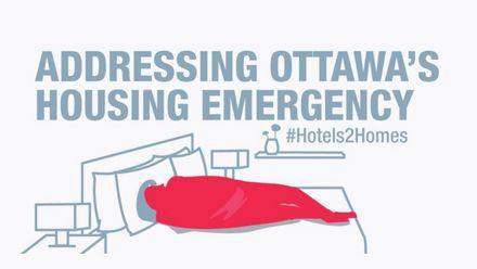 #Hotels2Homes