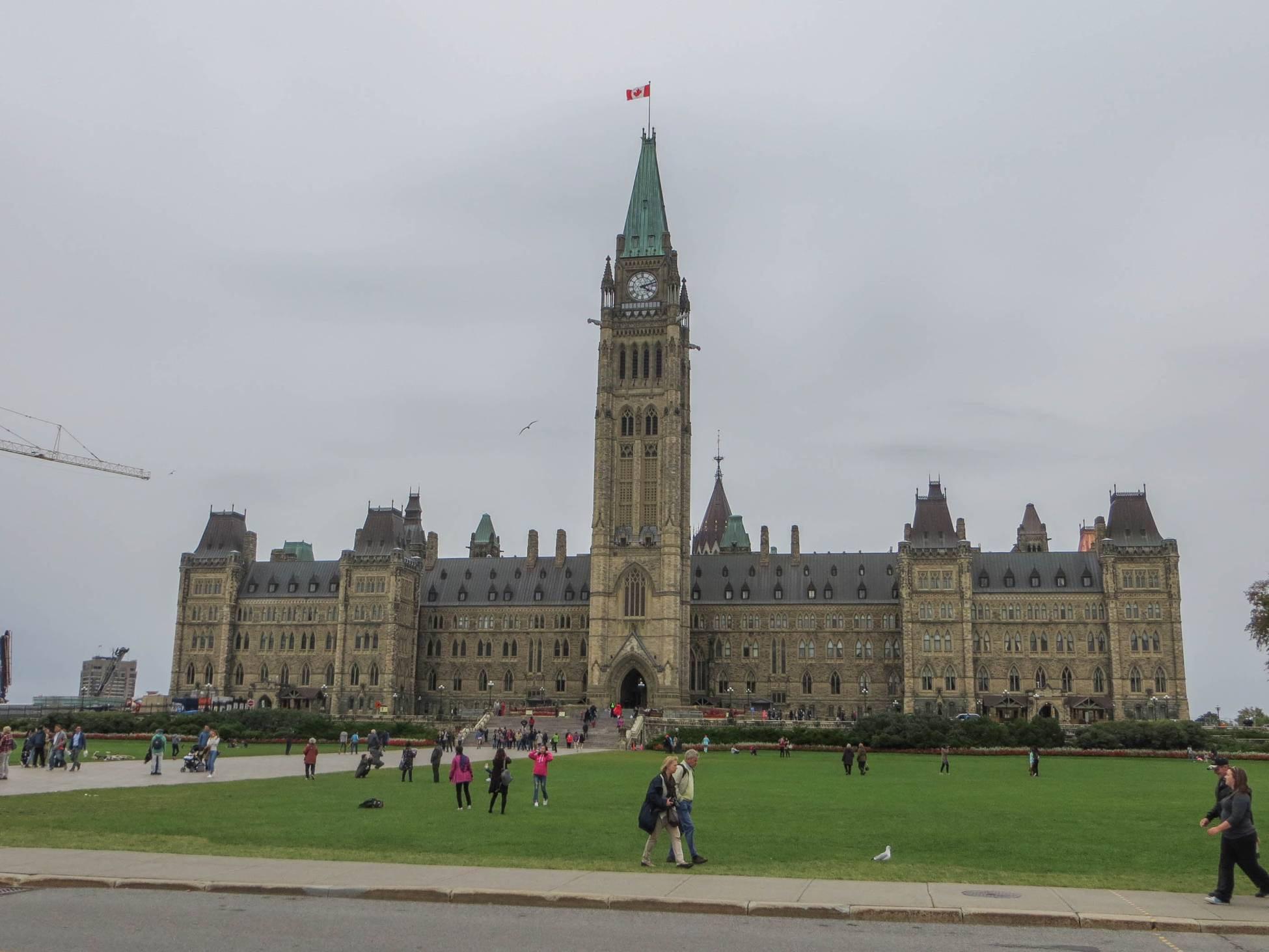 Far-Right Hoping For Violence At Their July 1st Rally On Parliament Hill