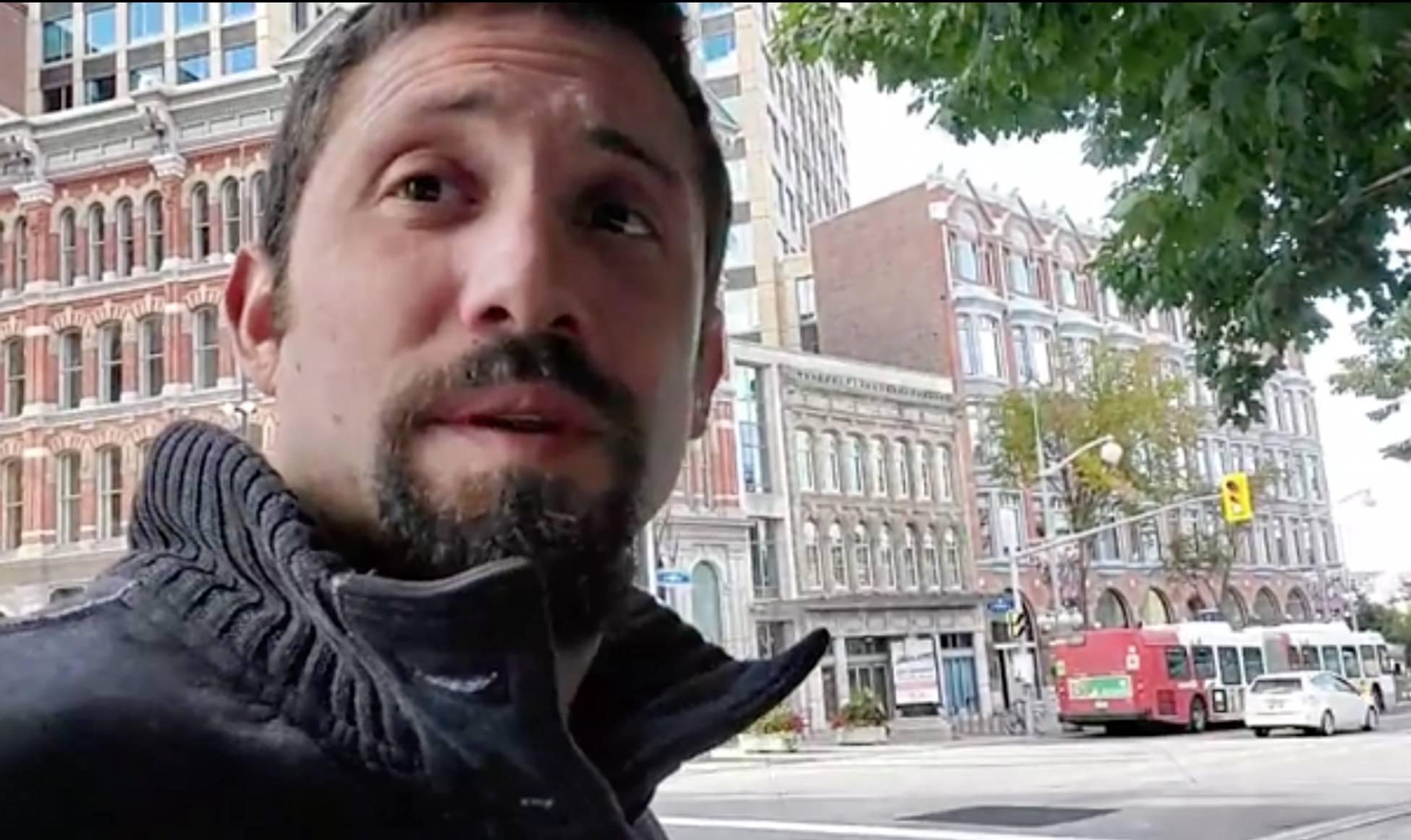 "Man Trying To Arrest MPs Part Of Months-Long ""Revolution"" Encampment"