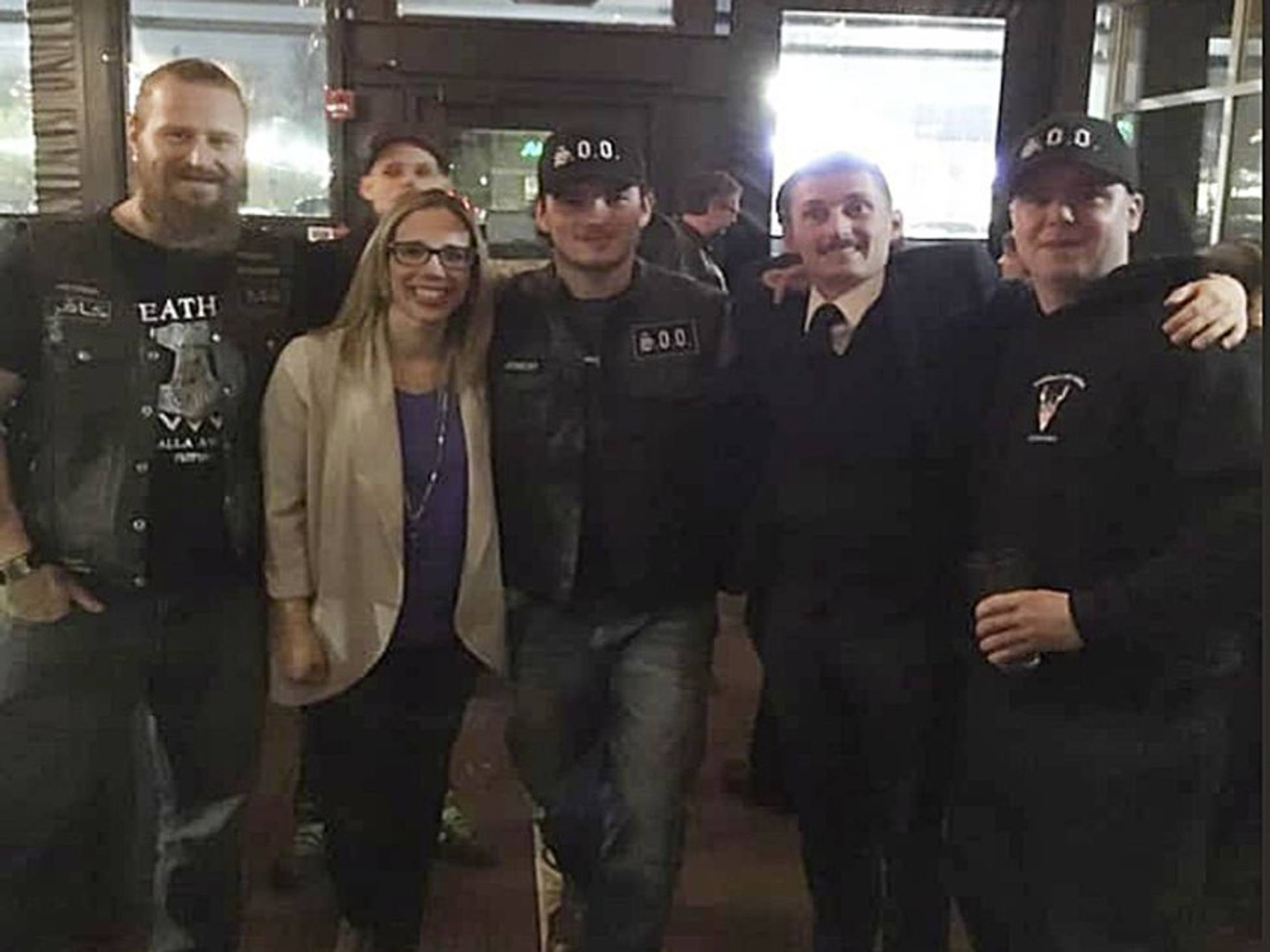 The United Conservative Party and the Soldiers of Odin