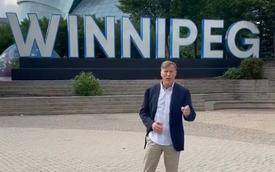 Max Bernier Arrested After Speaking To Tiny Crowd At Closed Splash Pad In Rural Manitoba