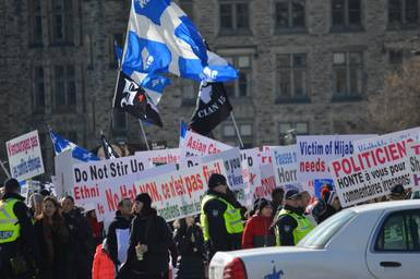 Concerning far-right demonstrations in Ottawa this weekend July 14-15, 2018