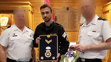 Canadian Forces Fires Sailor Who Arranged For Foreign Illegal Weapons Sales On Iron March