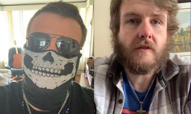 Meet Matt: Anti-Lockdown Demonstrator, Neo-Nazi, And Ethnonationalist