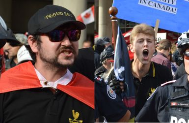 Not So Proud Of Your Boy: Hate Groups Mock Proud Boys Following Terrorist Designation