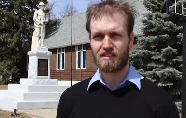 Leader Of The Canadian Nationalist Party Charged With Spreading Hate Propaganda