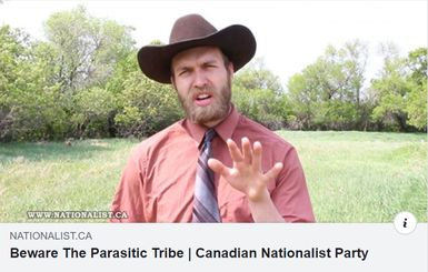 Canadian Neo-Nazi Party About to Become Official Federal Party - Canadian Anti-Hate Network