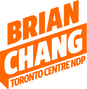 Brian Chang for Toronto Centre
