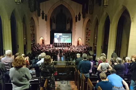 SCRUTINY   Orpheus Choir of Toronto Shines Northern Light On Ēriks Ešenvalds