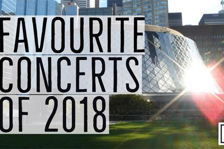 2018 REWIND | Our Favourite Concerts Of 2018