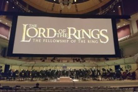 """BLOG   """"What Grace is Given Me"""": Performance and Process for Toronto's The Lord of the Rings"""