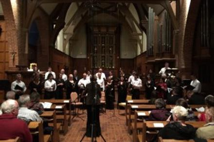 """CHORAL SCENE   """"Here We Come A-Caroling"""": Choirs and carols across the region"""
