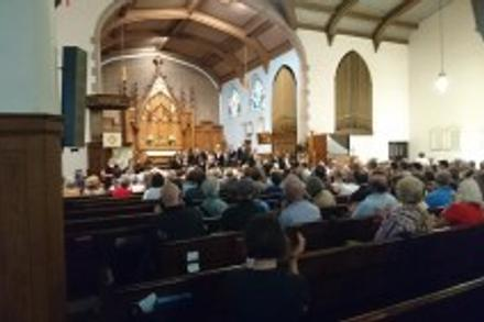 CONCERT REPORT   High-level history lessons from the Toronto Bach Festival