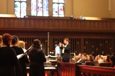 PREVIEW   Community Choral Workshops With The Toronto Mendelssohn Choir