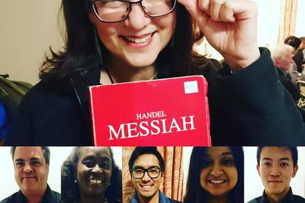 FEATURE   Messiah Follies: Inside Stories About Performing Handel's Ultimate Masterpiece