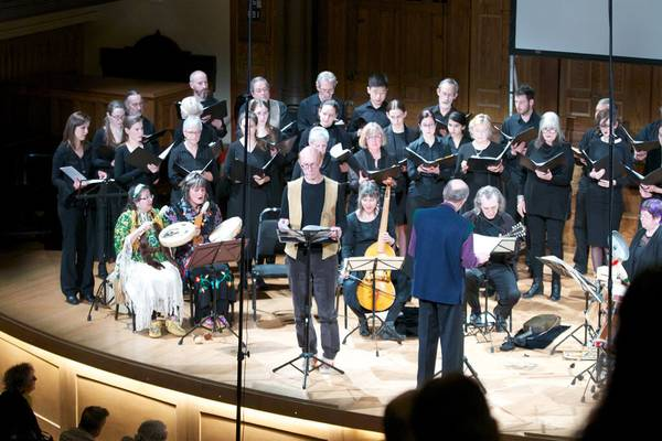 SCRUTINY | Historical Conversations, Necessary Conversations With The Toronto Consort