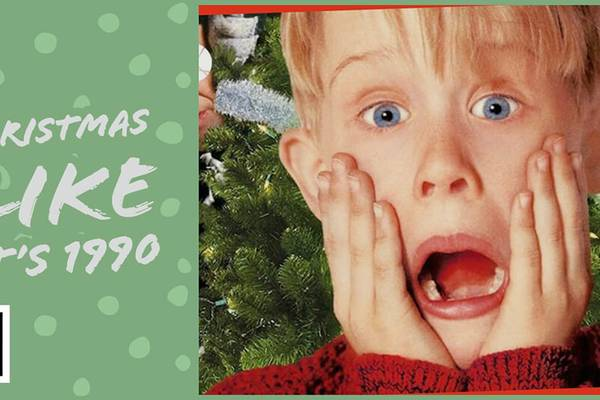 PRIMER   The TSO's Home Alone: Revisit Christmas like it's 1990