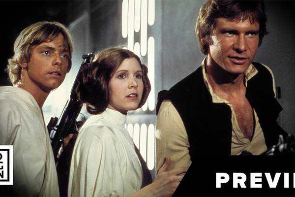 "PRIMER | The TSO's Star Wars Episode IV —  ""I'm already getting chills thinking about it"""