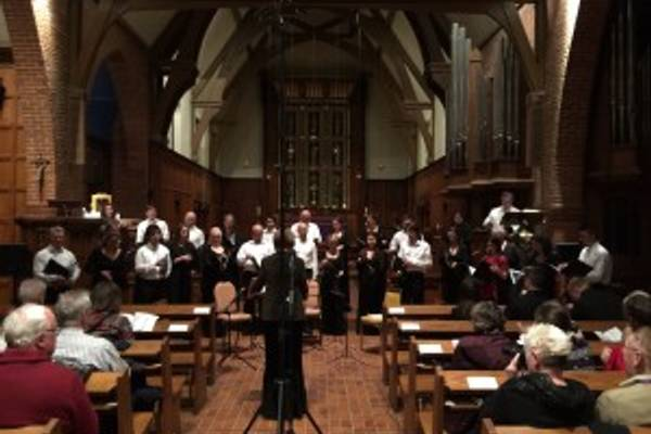 """CHORAL SCENE 