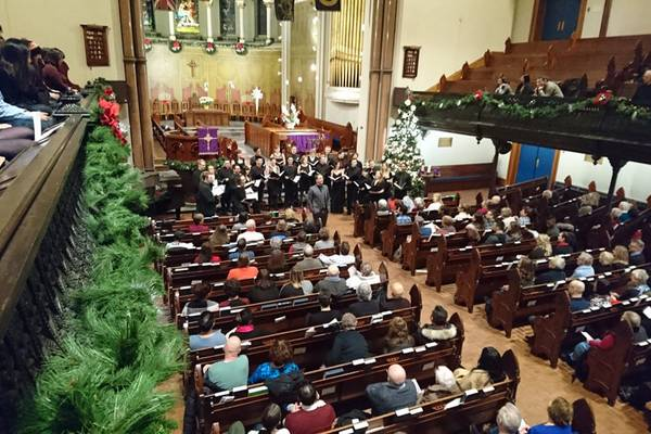 SCRUTINY | That Choir Brings Out The Choral Chills At Christmas Concert