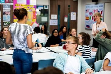 Student Leadership for Change (SLC)