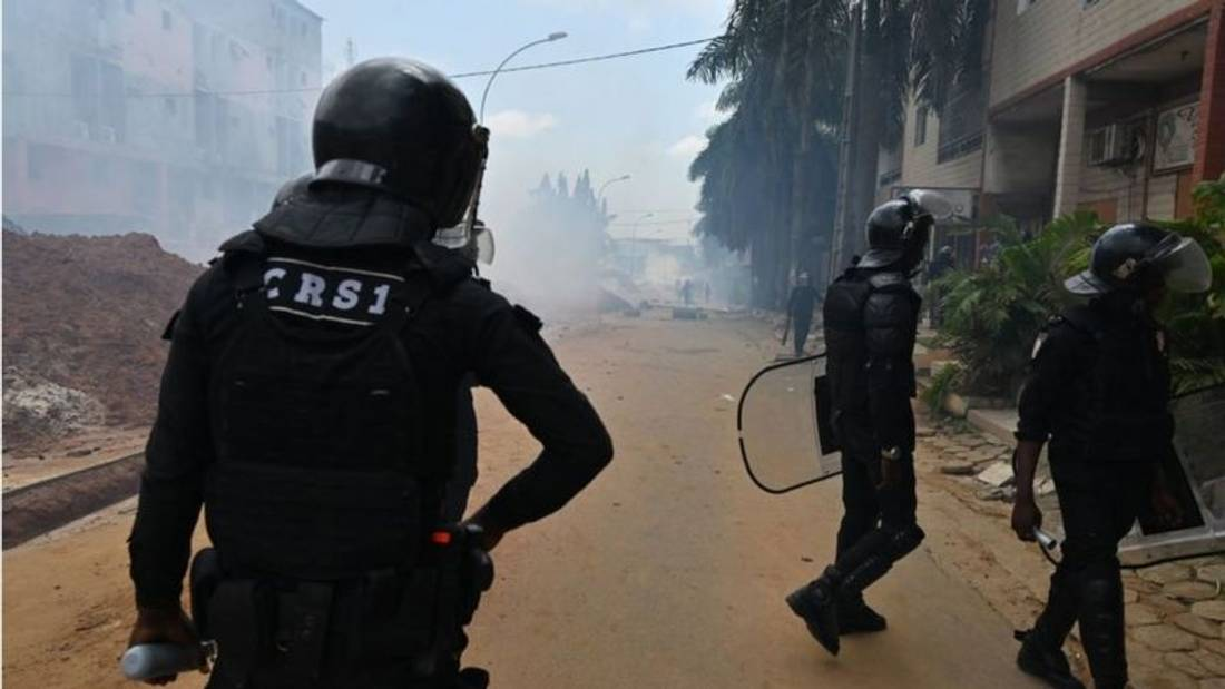 Ivory Coast elections: Vote counting follows unrest at polls