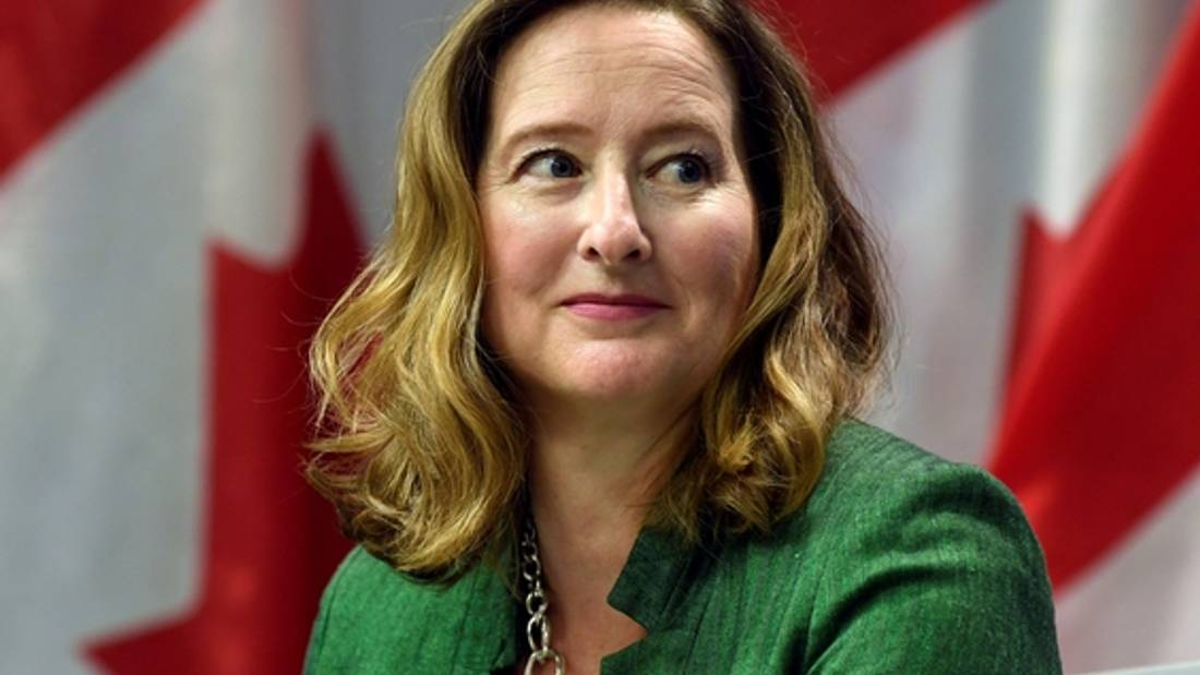 Carolyn Wilkins, Bank of Canada's second-in-command, moves departure date to December