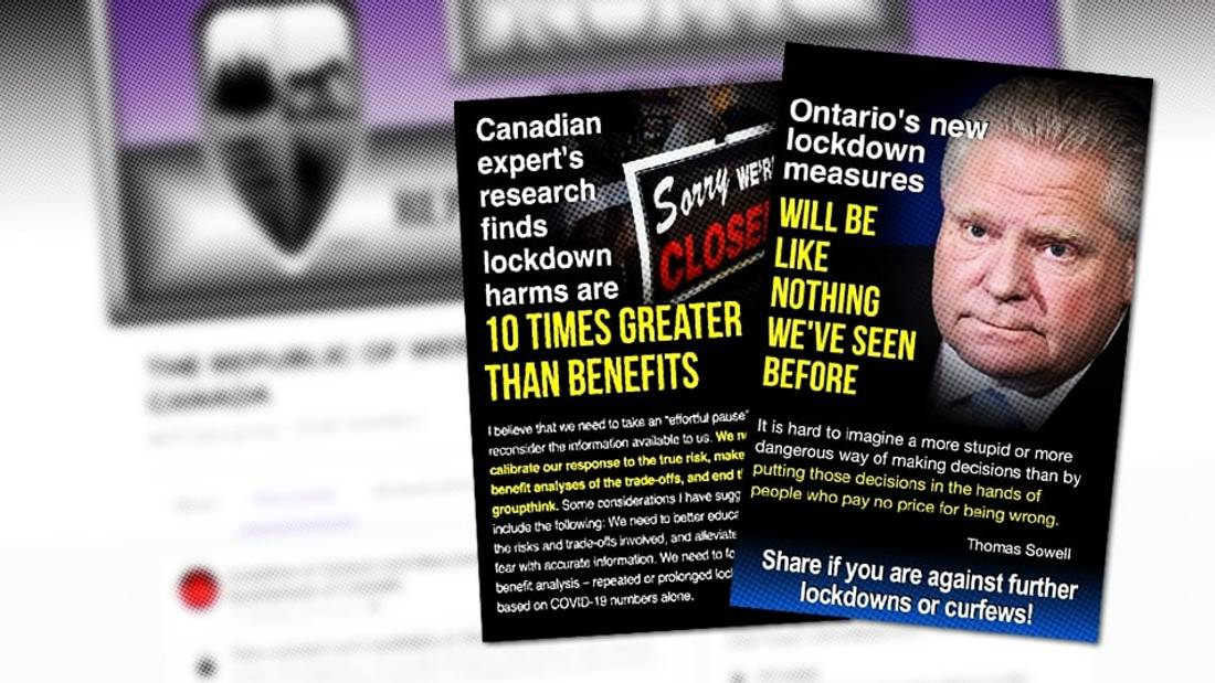 Group Funded By Oil Industry Pushed Memes Attacking Public Health Orders In Alberta Separatist Groups