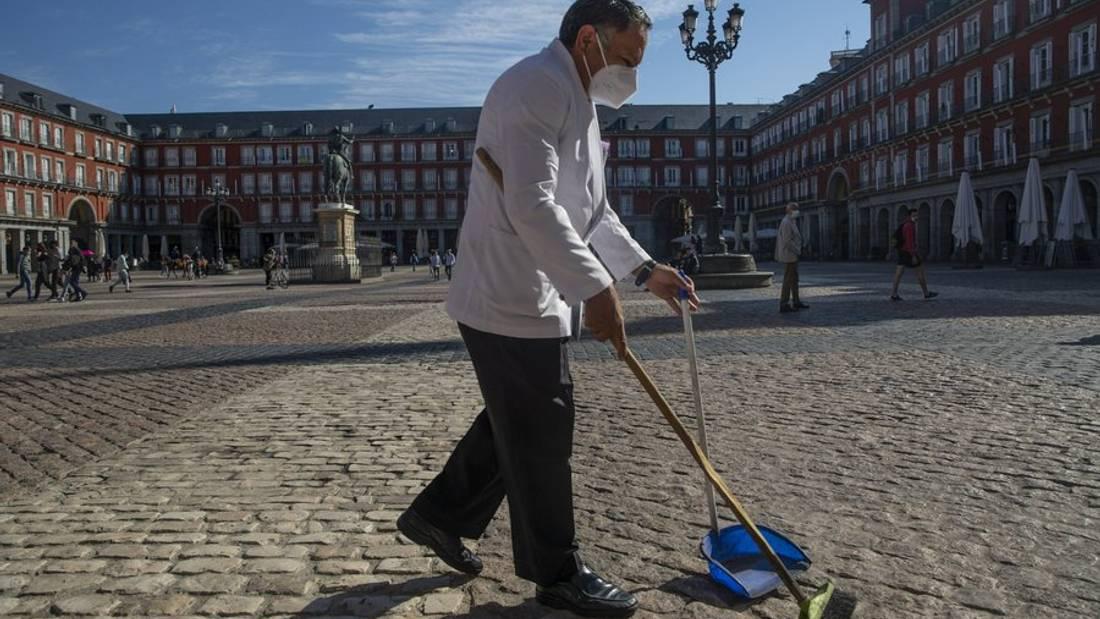 Spanish govt imposes state of emergency in virus-hit Madrid
