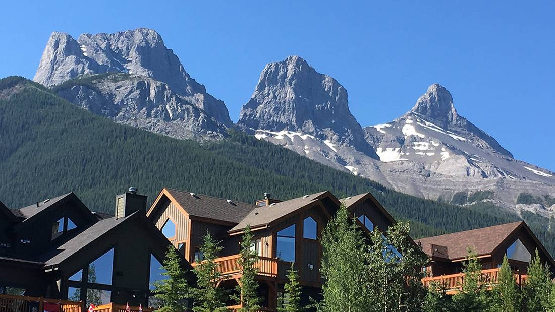 Development in wildlife corridor in mountain town of Canmore, Alta., back for debate