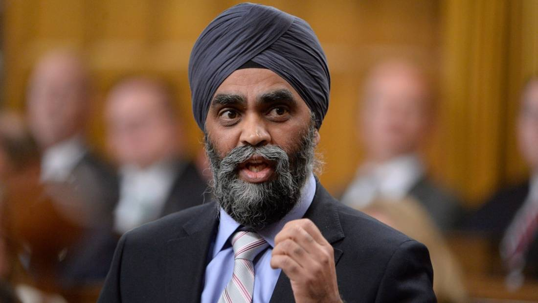 Harjit Sajjan won't say when learned of Vance allegations