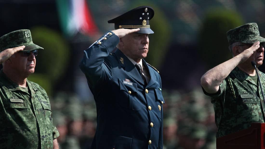 Who Was 'El Padrino,' Godfather to Drug Cartel? Mexico's Defense Chief, U.S. Says
