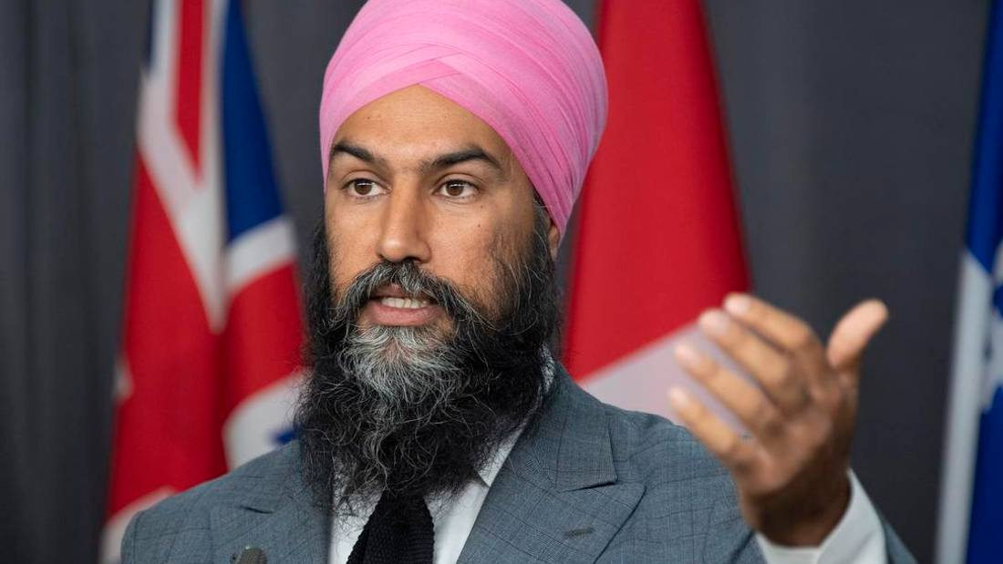 Justin Trudeau's Liberals are confident they will avoid an election. Don't count on it, Jagmeet Singh says