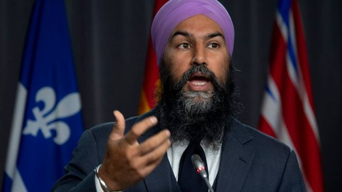 Federal Election Averted? NDP's Jagmeet Singh Says He Wants To Avoid Another Vote