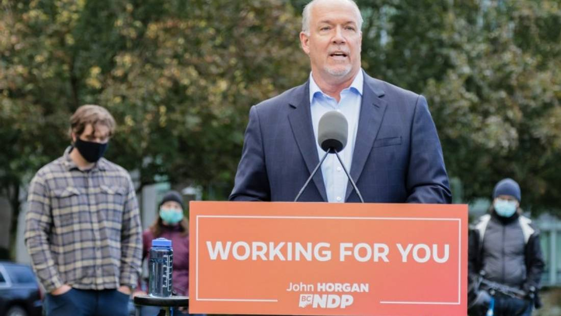 BC NDP cruise to a majority, but the real work lies ahead