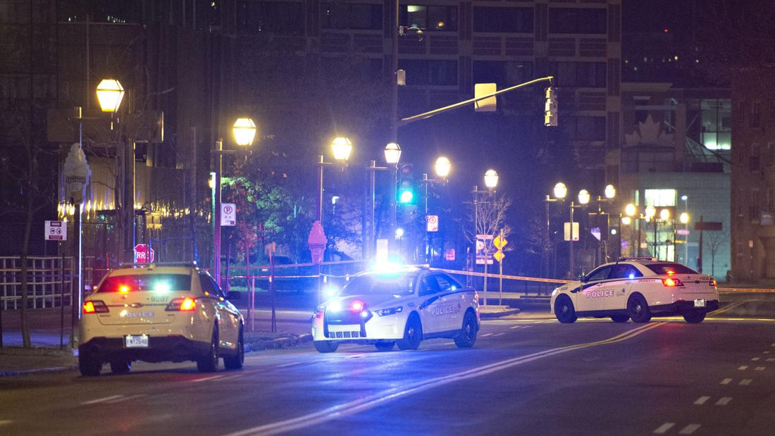A timeline of the deadly Halloween-night stabbing in Quebec City