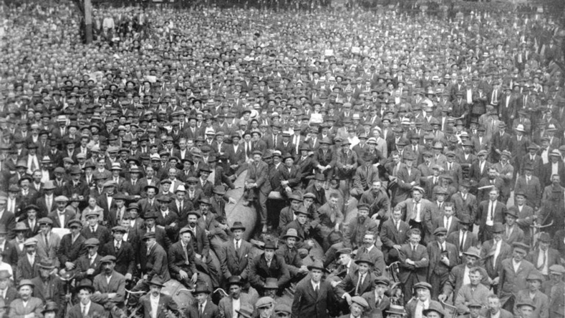 Why we need to resurrect the 'syndicalism' of the 1919 Winnipeg General Strike