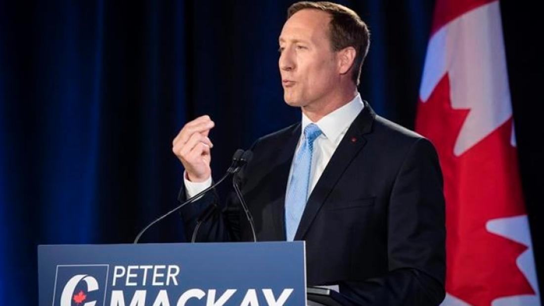 MacKay says he won't run in next federal election after failed leadership bid