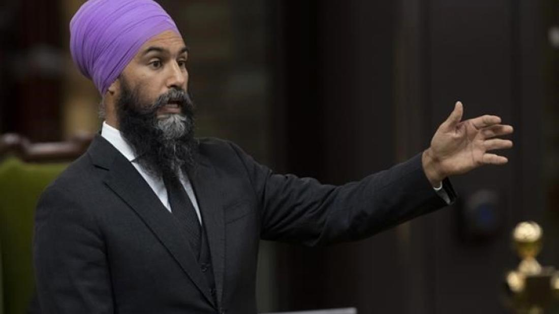 NDP to put wealth tax for pandemic expenses on Commons agenda: Singh