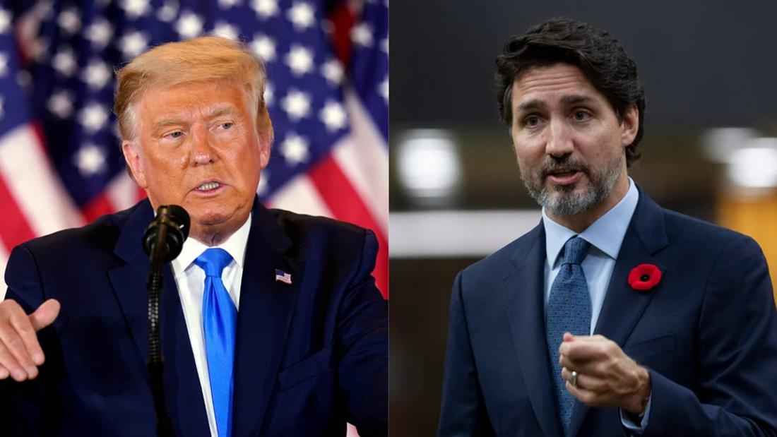 Trudeau Remains Silent on Trump Casting Doubt on Election Results