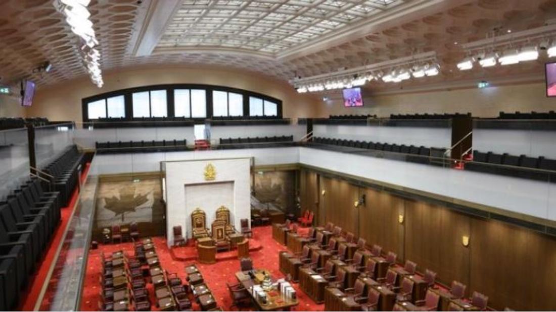 Senate delays debate on coronavirus benefits bill rushed through House of Commons