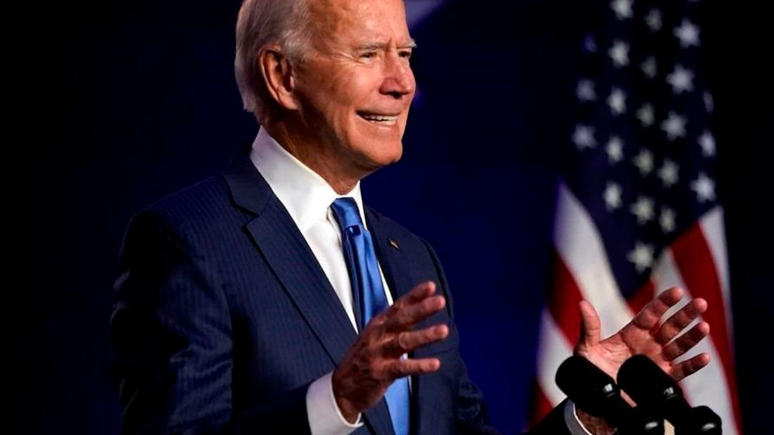 After waiting with bated breath, Canadians welcome Biden's win with open arms
