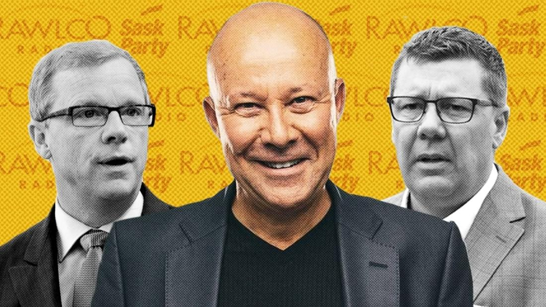 This Right-Wing Radio Host Doxxed Critics of the Saskatchewan Party. His Radio Station is a Big Sask Party Donor.