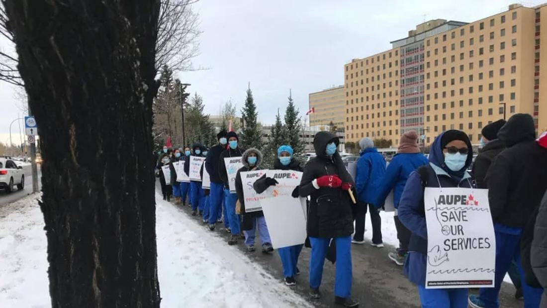 When it comes to our health care, Albertans will not be silenced