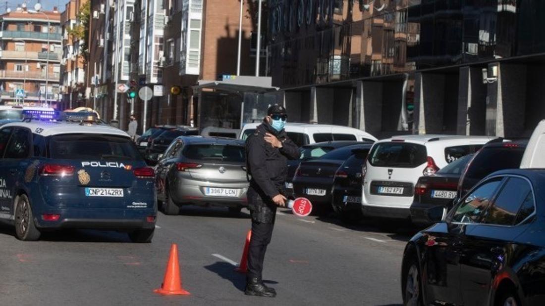 Madrid begin partial virus lockdown amid political conflict