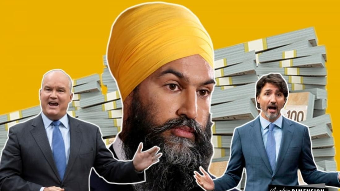 Parliamentarians unite to block NDP wealth tax supported by supermajority of Canadians