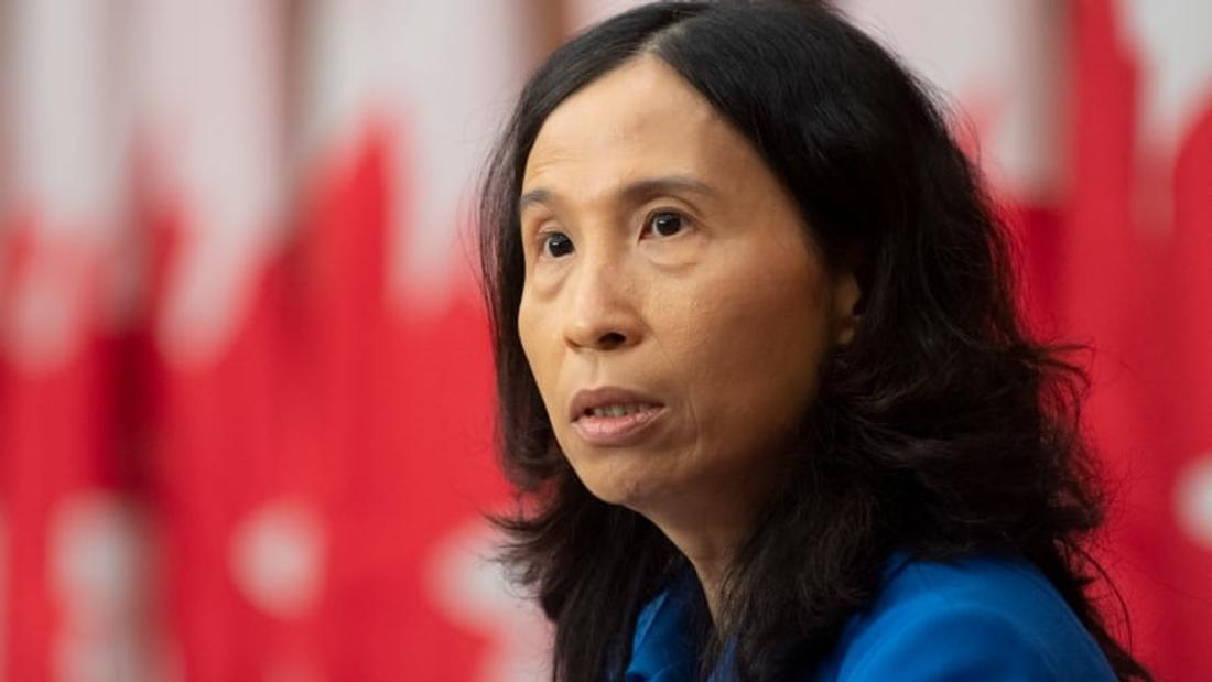 Canada's top public health officer urges COVID-19 caution ahead of holiday season