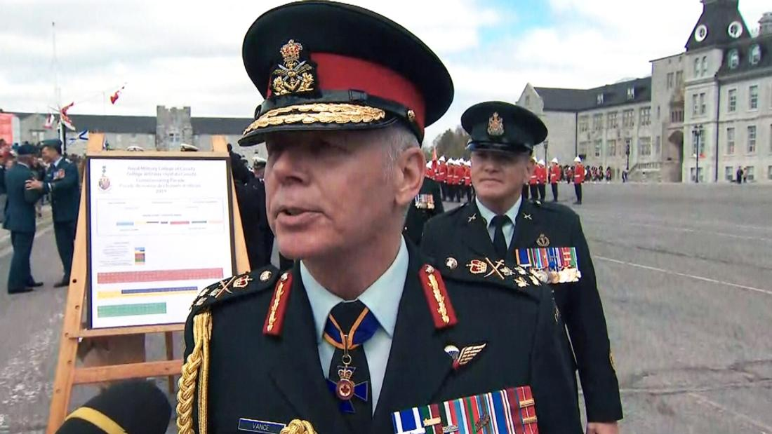 Canadian Armed Forces to formally apologize to victims for sexual misconduct