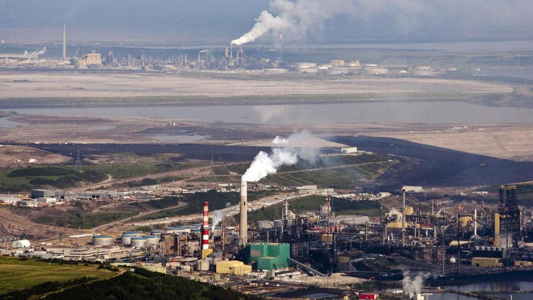 Fossil fuels to decline but remain big player in Canada's energy use by 2050: report