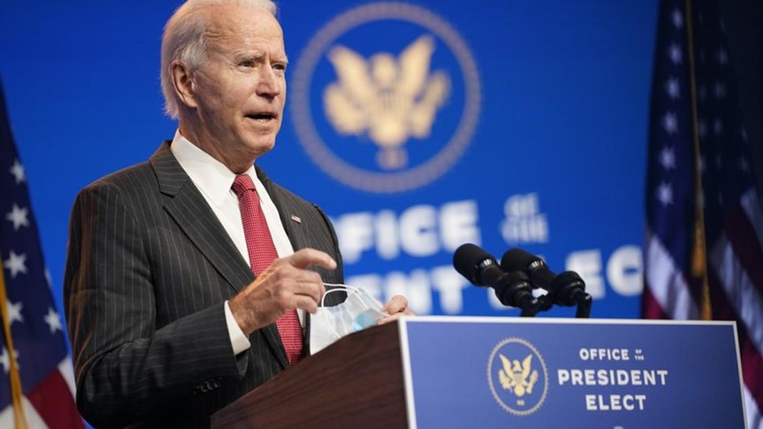 Biden transition OK'd to start as Trump runs out of options